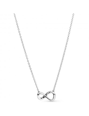 Sparkling Infinity Collier...