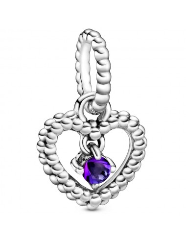 February Birthstone Heart...