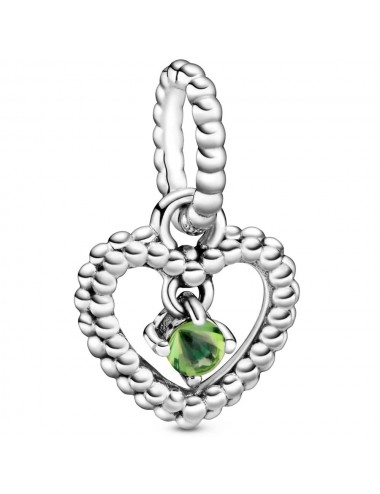 August Birthstone Heart...