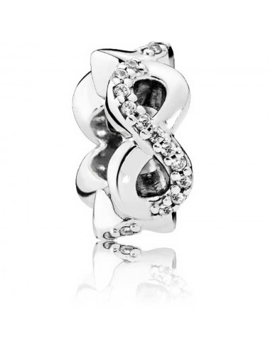 Sparkling Infinity Spacer...