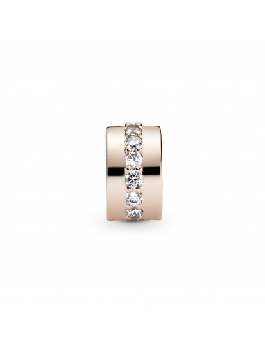 Sparkling Row Spacer Charm