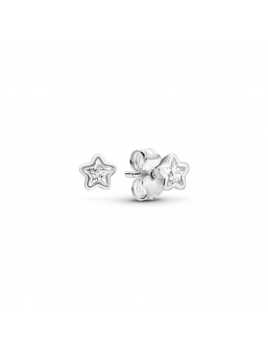 Sparkling Star Stud Earrings