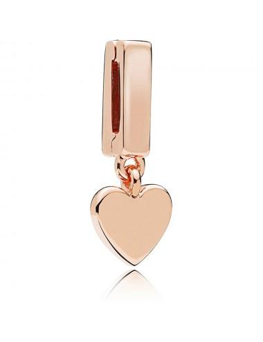 Heart Dangle Clip Charm