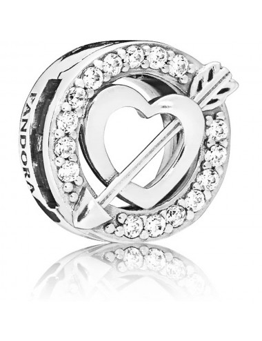 Asymmetrical Heart & Arrow...
