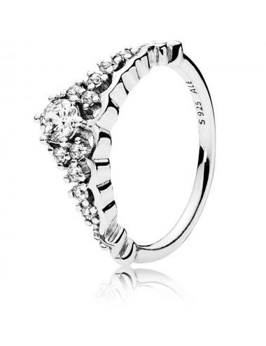 Fairytale Tiara Wishbone Ring