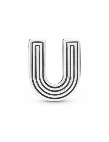 Letter U Clip Charm