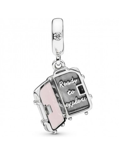 Suitcase Dangle Charm