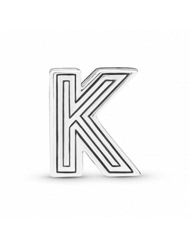Letter K Clip Charm