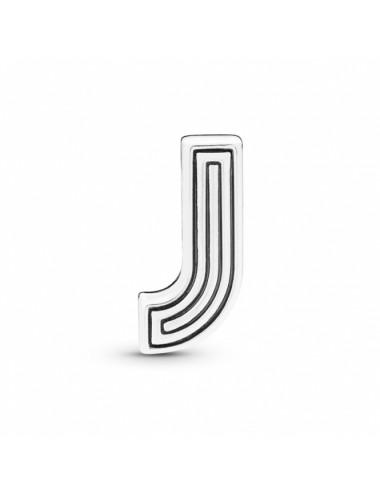 Letter J Clip Charm