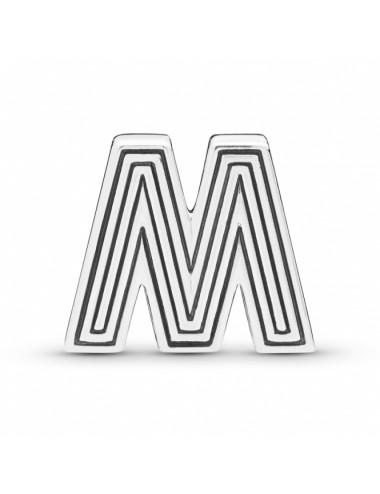 Letter M Clip Charm