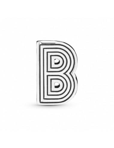 Letter B Clip Charm