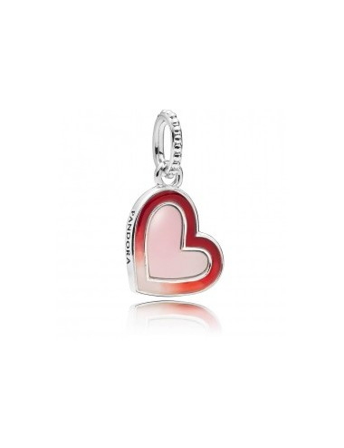 Asymmetrical Heart Dangle...