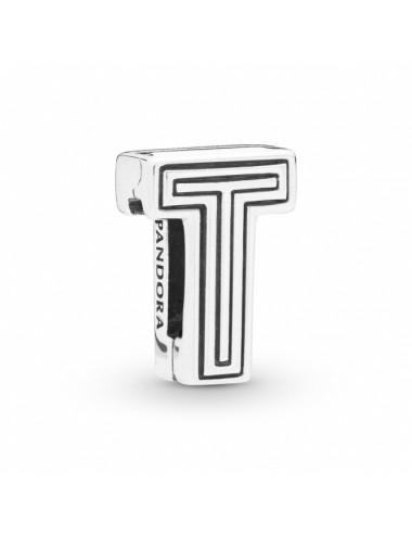 Letter T Clip Charm