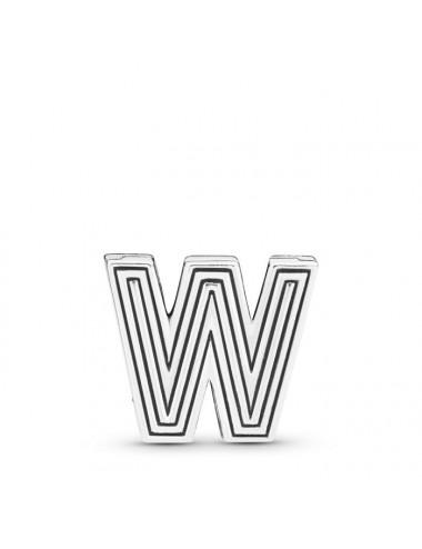 Letter W Clip Charm