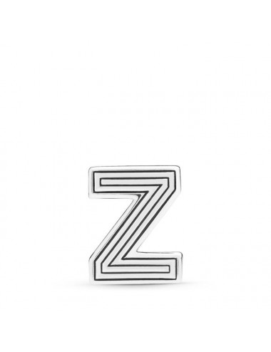 Letter Z Clip Charm