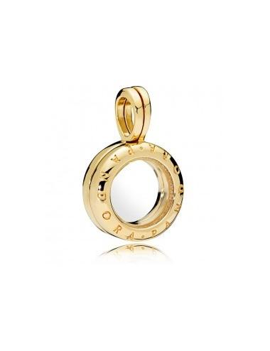 Pandora Lockets Logo Dangle...