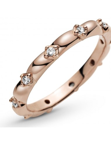 Flower Petals Band Ring