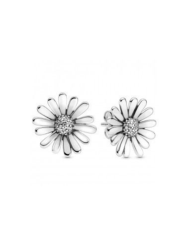 Pavé Daisy Flower Statement...