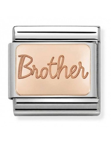 Classic 9ct Rose Gold Brother