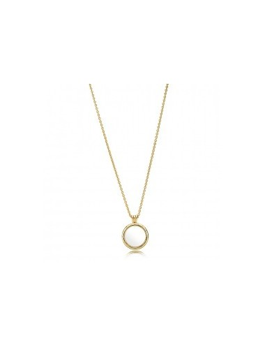 Pandora Lockets Logo Necklace