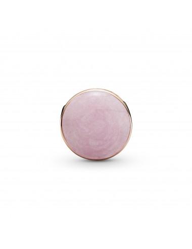 Pink Swirl Charm
