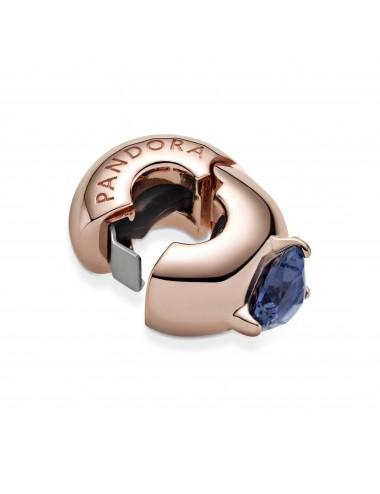 Blue Heart Solitaire Clip...