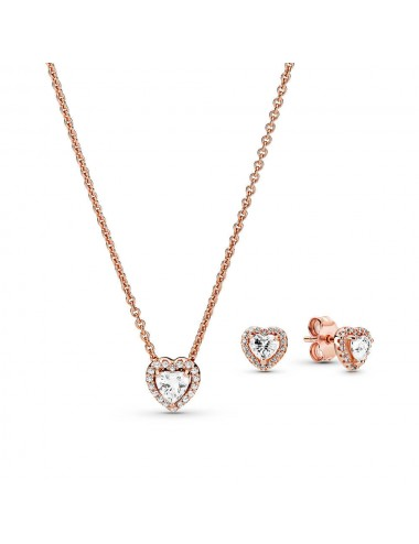Rose Timeless Heart Gift Set