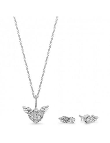 Angel Jewellery Set
