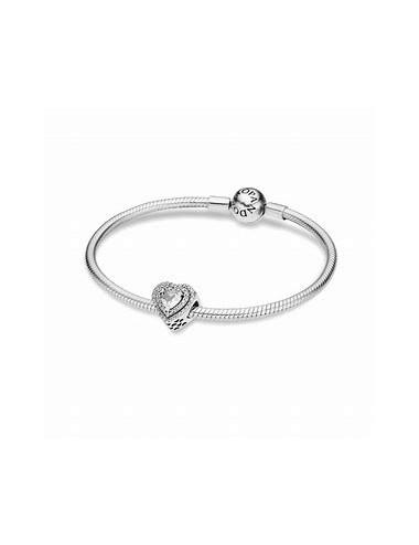 Sparkling Heart Bracelet...