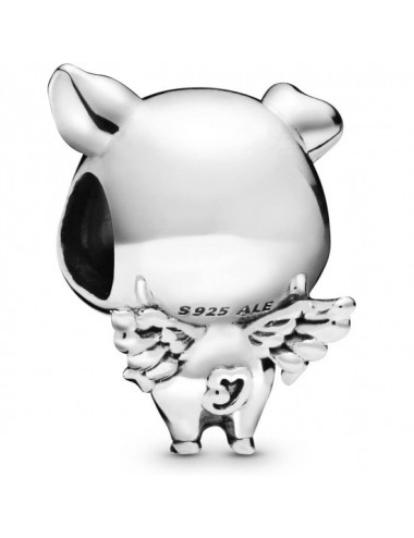 Pippo the Flying Pig Charm