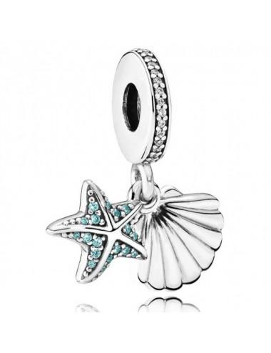 Starfish & Sea Shell Dangle...