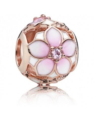 Openwork Pink Magnolia...