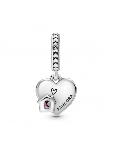 Love My Home Heart Dangle...