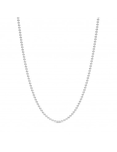 Polished Ball Chain Necklace