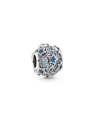 Elevated Stars Pave Charm