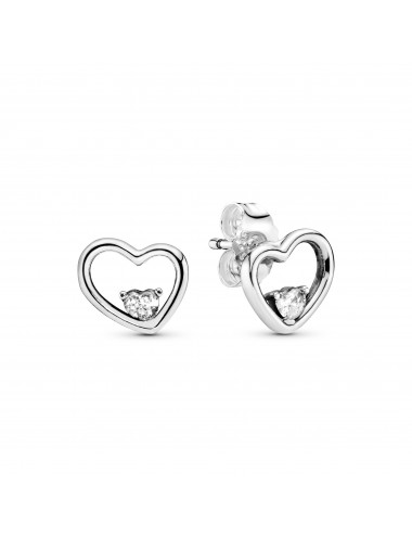 Asymmetrical Heart Stud...