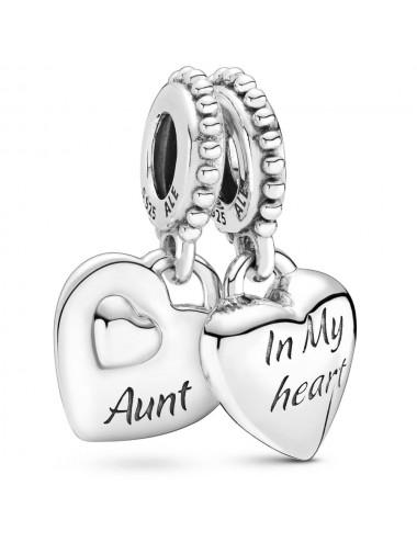Aunt & Niece Split Heart...