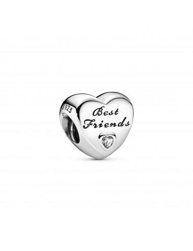 Polished Best Friends Heart...