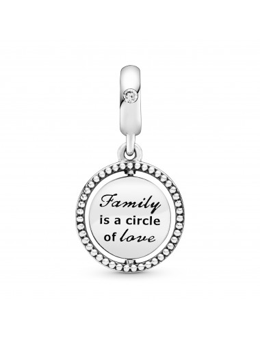 Spinning Family Tree Dangle...