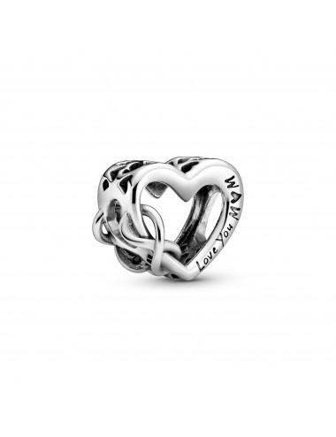 Love You Mum Infinity Heart...